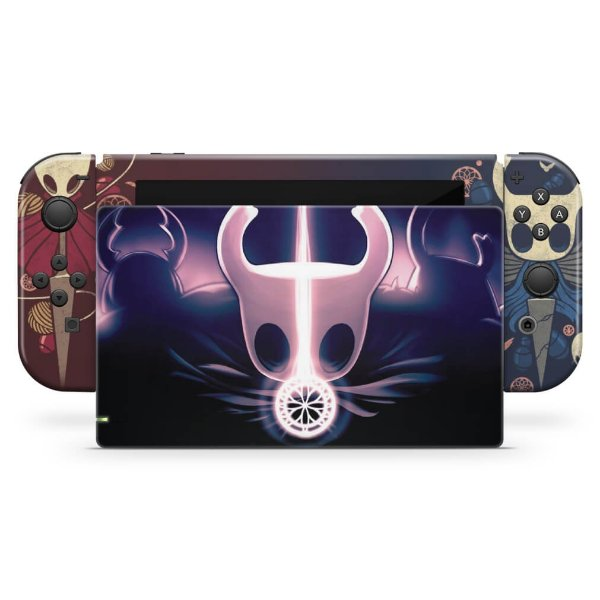 Nintendo Switch Skin - Hollow Knight