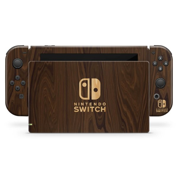 Nintendo Switch Skin - Madeira