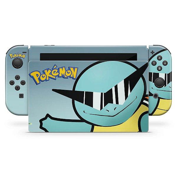 Nintendo Switch Skin - Pokémon Squirtle