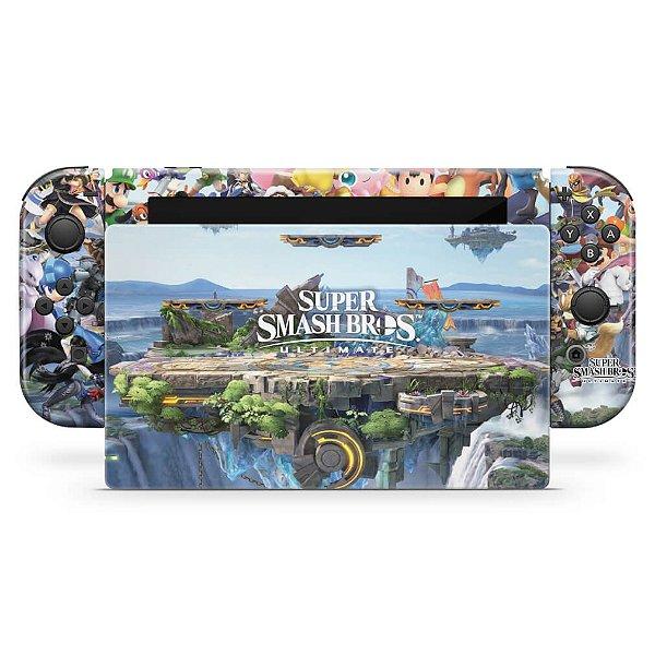 Nintendo Switch Skin - Super Smash Bros. Ultimate