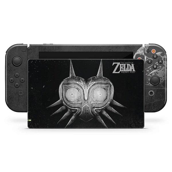 Nintendo Switch Skin - Zelda: Majoras Mask
