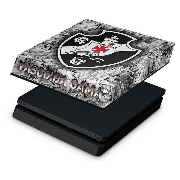 PS4 Slim Capa Anti Poeira - Vasco