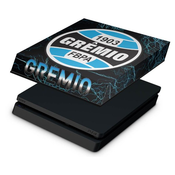 PS4 Slim Capa Anti Poeira - Gremio