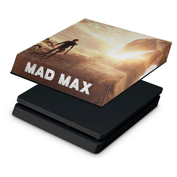 PS4 Slim Capa Anti Poeira - Mad Max