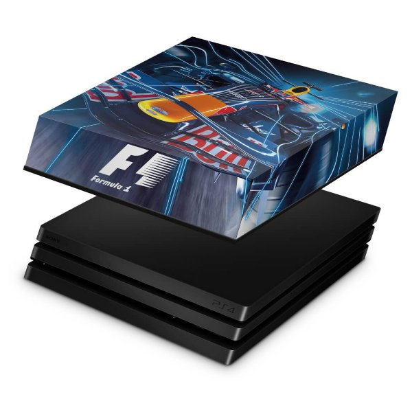 PS4 Pro Capa Anti Poeira - Formula 1