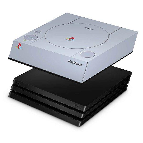 PS4 Pro Capa Anti Poeira - Sony Playstation 1