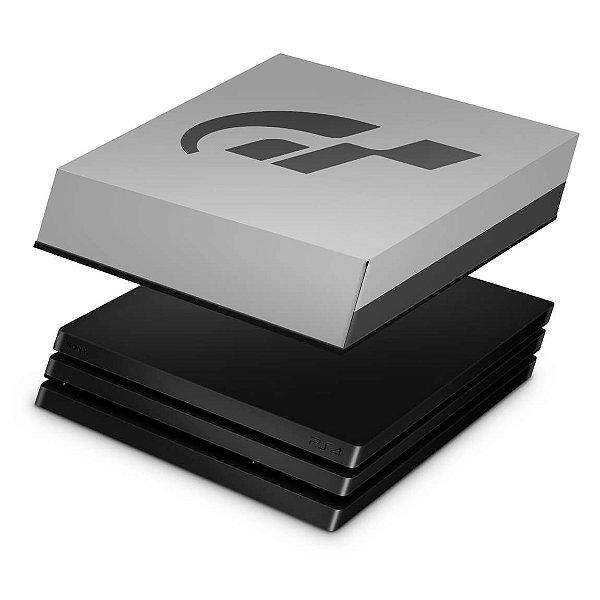 PS4 Pro Capa Anti Poeira - Gran Turismo Edition