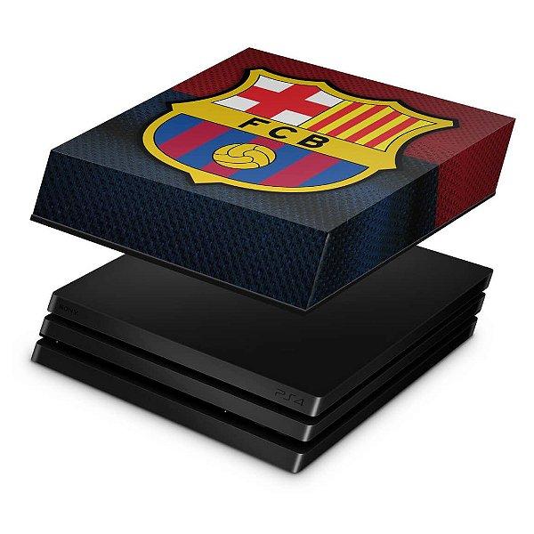 PS4 Pro Capa Anti Poeira - Barcelona