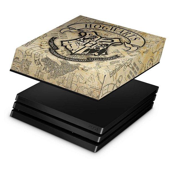 PS4 Pro Capa Anti Poeira - Harry Potter