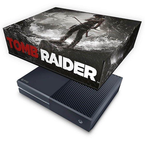 Xbox One Fat Capa Anti Poeira - Tomb Raider