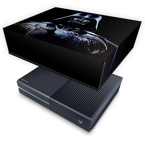 Xbox One Fat Capa Anti Poeira - Star Wars - Darth Vader