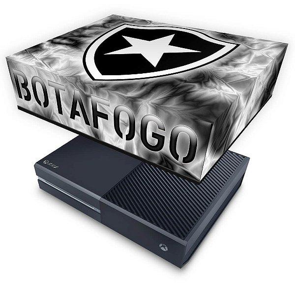 Xbox One Fat Capa Anti Poeira - Botafogo