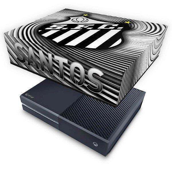 Xbox One Fat Capa Anti Poeira - Santos