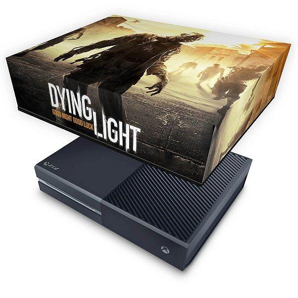 Xbox One Fat Capa Anti Poeira - Dying Light