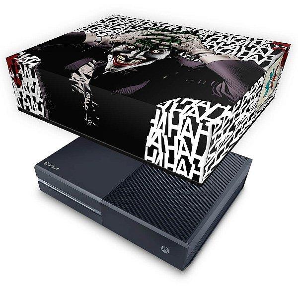 Xbox One Fat Capa Anti Poeira - Joker Coringa Batman