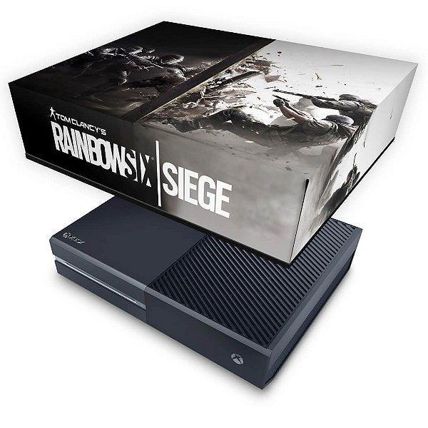 Xbox One Fat Capa Anti Poeira - Tom Clancy's Rainbow Six Siege
