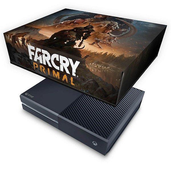 Xbox One Fat Capa Anti Poeira - Far Cry Primal