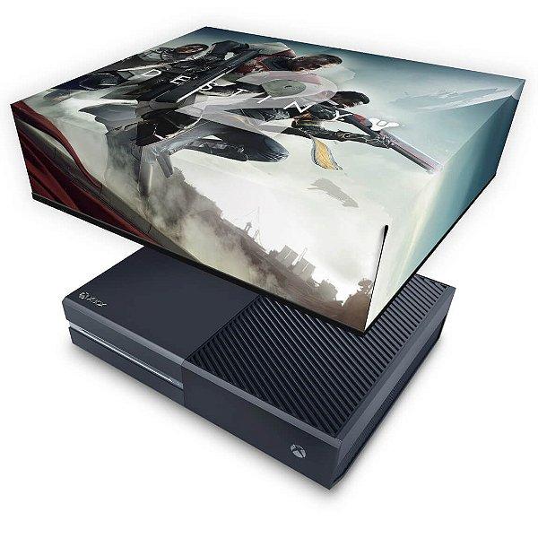 Xbox One Fat Capa Anti Poeira - Destiny 2