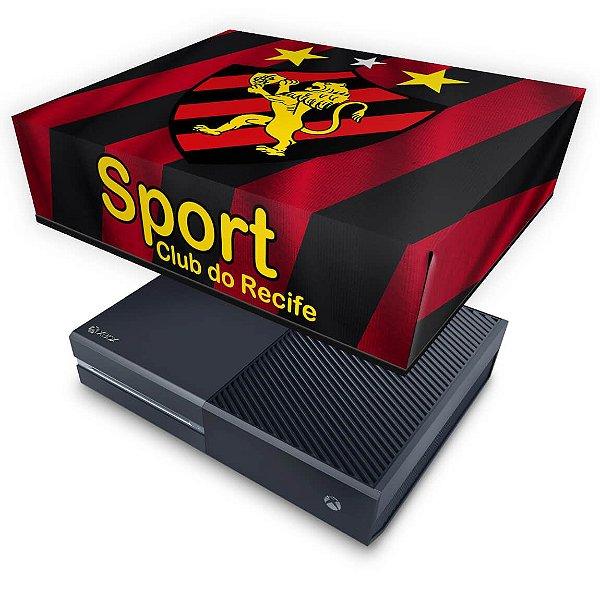 Xbox One Fat Capa Anti Poeira - Sport Club do Recife