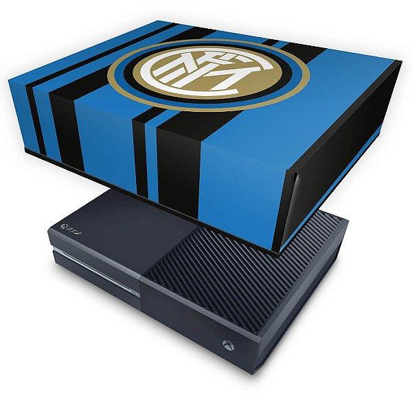 Xbox One Fat Capa Anti Poeira - Inter De Milao FC