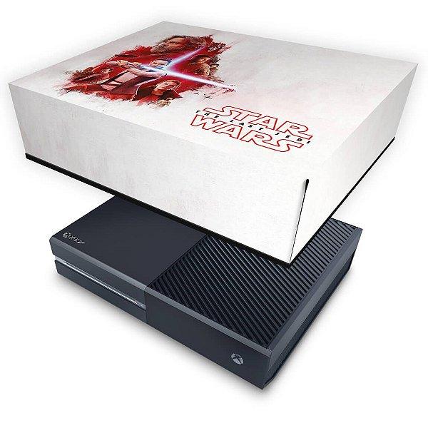 Xbox One Fat Capa Anti Poeira - Star Wars The Last Jedi