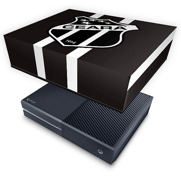 Xbox One Fat Capa Anti Poeira - Ceará Sporting Club
