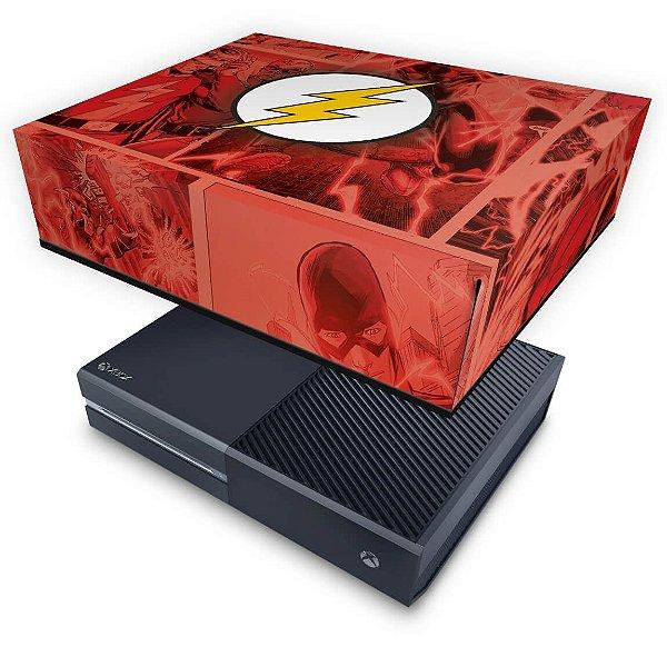 Xbox One Fat Capa Anti Poeira - The Flash Comics