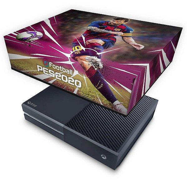 Xbox One Fat Capa Anti Poeira - PES 2020