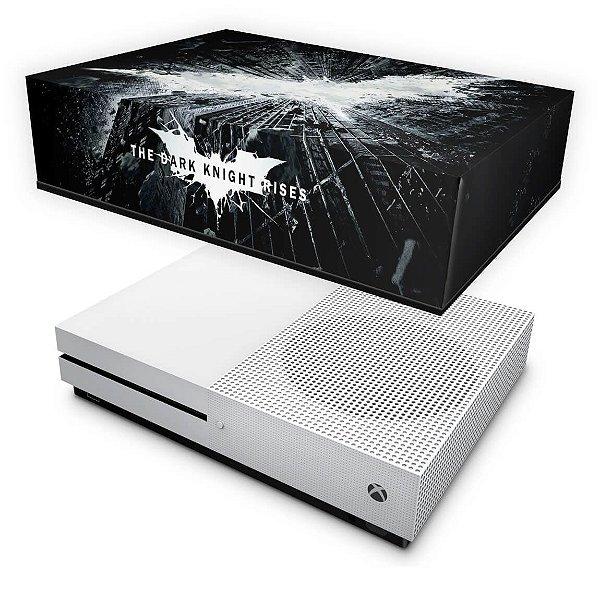 Xbox One Slim Capa Anti Poeira - Batman - The Dark Knight