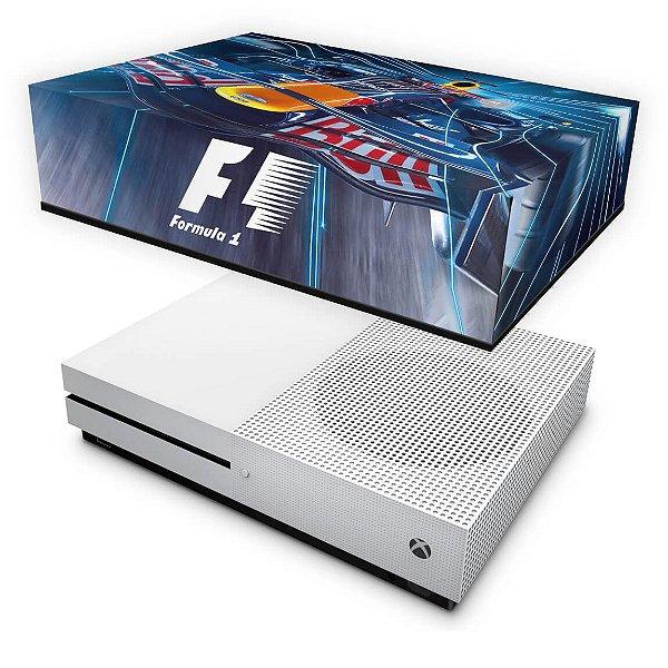 Xbox One Slim Capa Anti Poeira - Formula 1