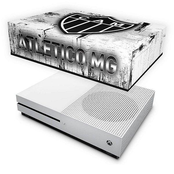 Xbox One Slim Capa Anti Poeira - Atletico Mineiro
