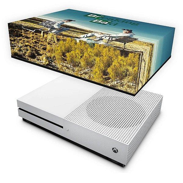 Xbox One Slim Capa Anti Poeira - Breaking Bad