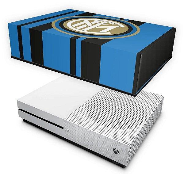 Xbox One Slim Capa Anti Poeira - Inter De Milao FC