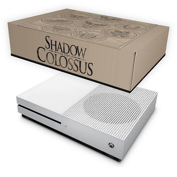 Xbox One Slim Capa Anti Poeira - Shadow Of The Colossus