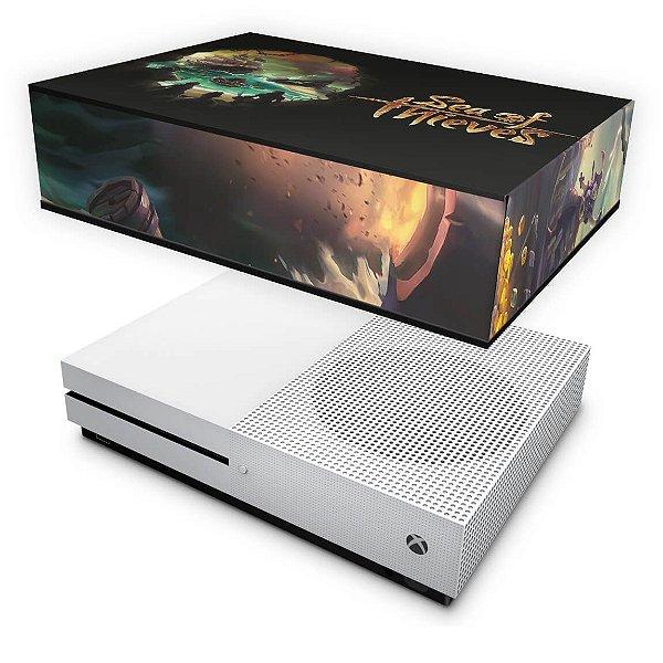 Xbox One Slim Capa Anti Poeira - Sea Of Thieves