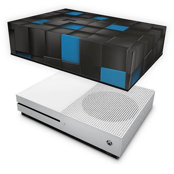 Xbox One Slim Capa Anti Poeira - Cubo