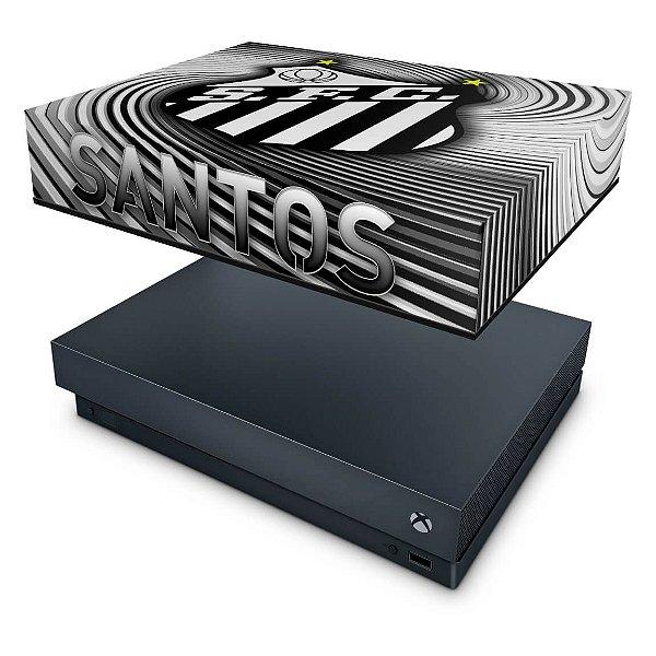 Xbox One X Capa Anti Poeira - Santos