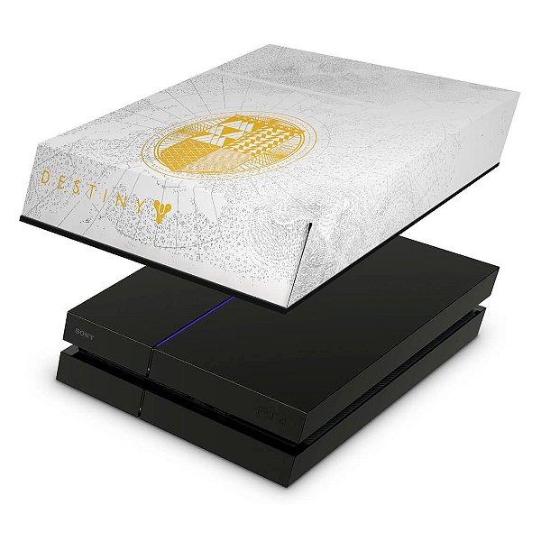 PS4 Fat Capa Anti Poeira - Limited Edition Destiny