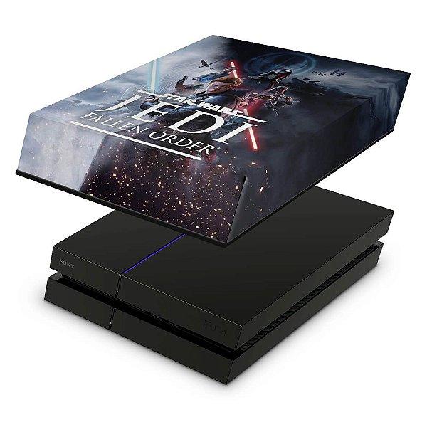 PS4 Fat Capa Anti Poeira - Star Wars Jedi Fallen Order