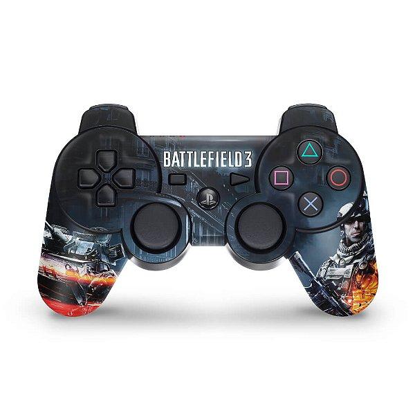 PS3 Controle Skin - Battlefield 3