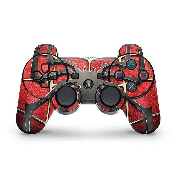 PS3 Controle Skin - Homem Aranha