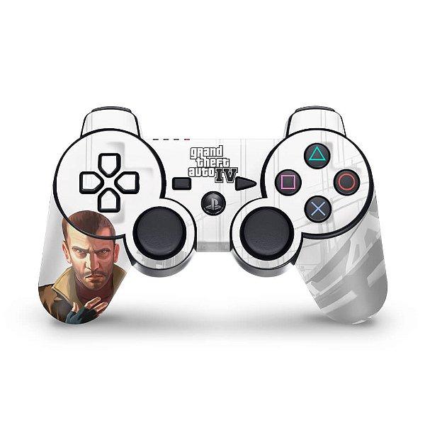 PS3 Controle Skin - Gta Iv