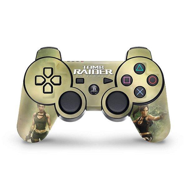 PS3 Controle Skin - Tomb Raider
