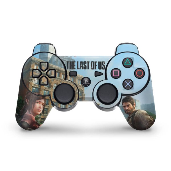 PS3 Controle Skin - Last Of Us