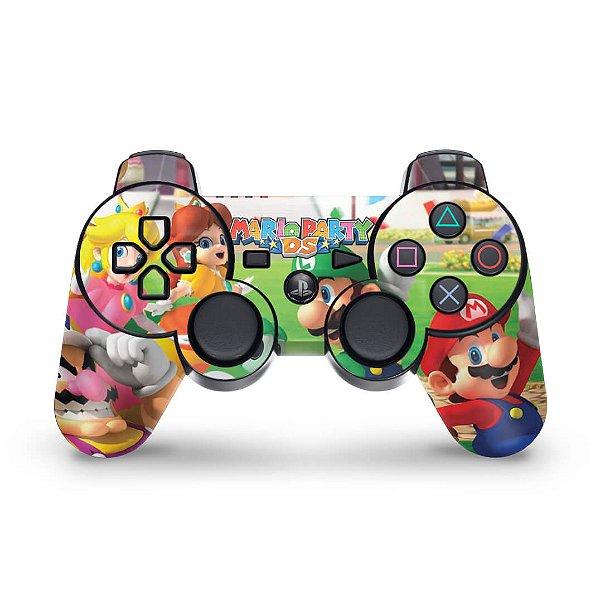 PS3 Controle Skin - Mario Party