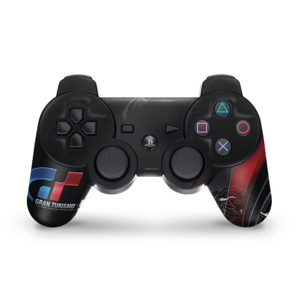 PS3 Controle Skin - Gran Turismo 5
