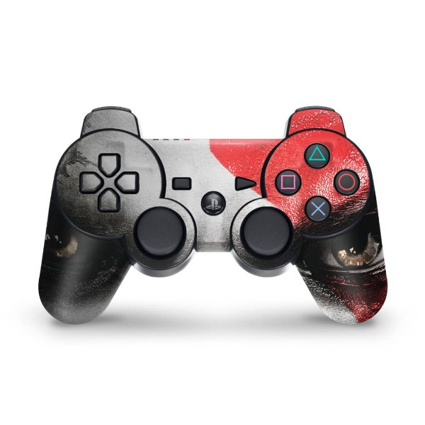 PS3 Controle Skin - God Of War 3 #2