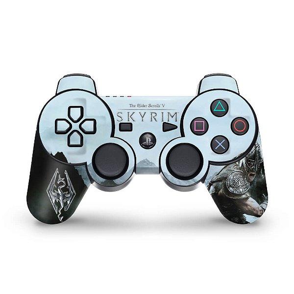 PS3 Controle Skin - Skyrim