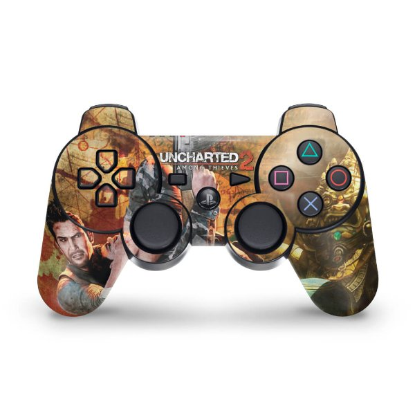 PS3 Controle Skin - Uncharted 2