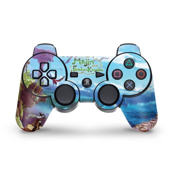 PS3 Controle Skin - Majin The Forseken